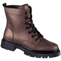 Schuhe Damen Sneaker High Bullboxer 610504E6LC Braun