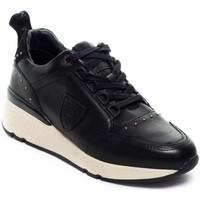 Schuhe Damen Sneaker Low Carmela  Negro