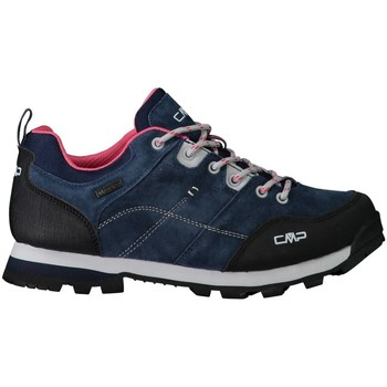 Schuhe Damen Fitness / Training Cmp Sportschuhe ALCOR LOW WMN TREKKING SHOE WP 39Q4896 61UG blau