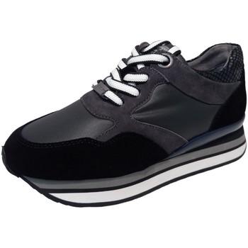 Schuhe Damen Sneaker Regarde Le Ciel CATRIN 01 5908 schwarz