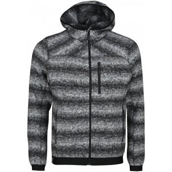 Kleidung Herren Jacken High Colorado Sport SALERNO-M, Men Fleece Jacket,g 1082170 8005 grau