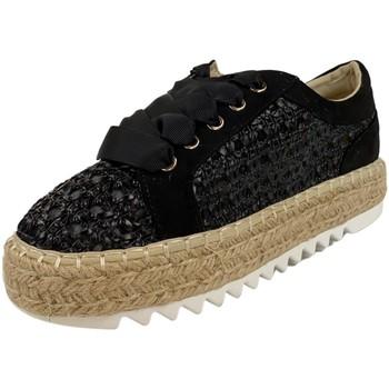 Schuhe Damen Derby-Schuhe & Richelieu Bullboxer Schnuerschuhe 155008F4S_BLCK 155008F4S_BLCK schwarz