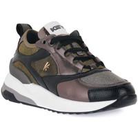Schuhe Damen Sneaker Low Keys SNEAKER GREY Grigio