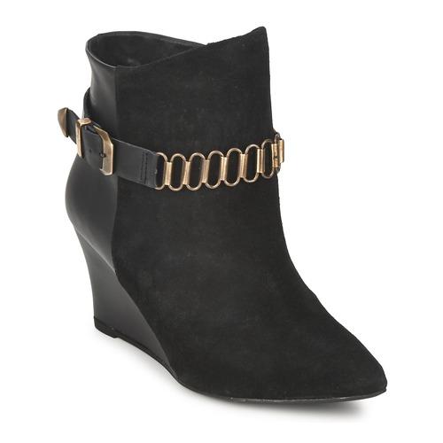 Pastelle ALINE Schwarz  Schuhe Low Boots Damen 50,70
