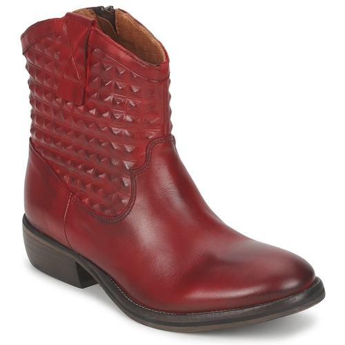Pastelle ELSA Bordeaux  Schuhe Boots Damen 151,20