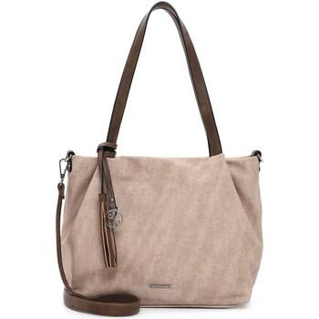 Taschen Damen Shopper / Einkaufstasche Emily & Noah Shopper Elke sand kombi 429