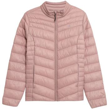 Kleidung Damen Daunenjacken 4F Women's Jacket Rose