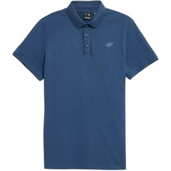 Kleidung Herren Polohemden 4F TSM355 Blau