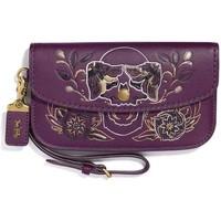 Taschen Damen Umhängetaschen Coach 37370B4PM Violett