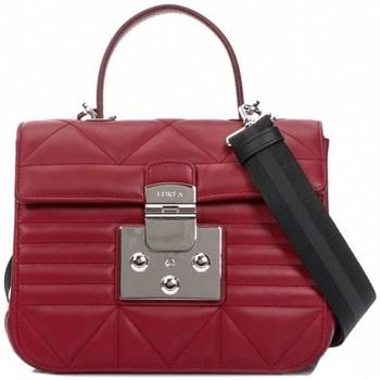 Taschen Damen Handtasche Furla Fortuna Dunkelrot