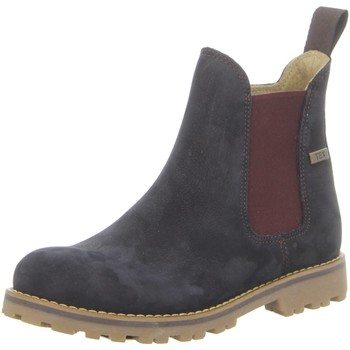 Schuhe Mädchen Stiefel Sabalin Stiefel blu marine 54-2466 8 Other