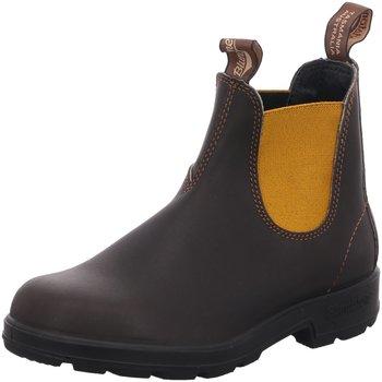 Schuhe Damen Stiefel Blundstone Stiefeletten 500 SERIES 1919 braun