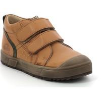 Schuhe Kinder Sneaker High Aster Chaussures enfant  Biboc marron camel