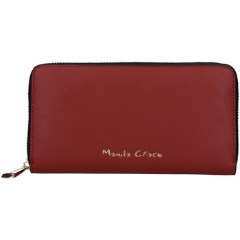 Taschen Damen Portemonnaie Manila Grace D227EU ZIEGELROT