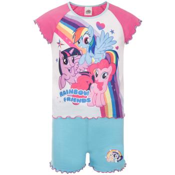 Kleidung Mädchen Pyjamas/ Nachthemden My Little Pony  Rot
