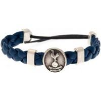 Uhren & Schmuck Armbänder Tottenham Hotspur Fc  Marineblau