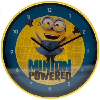 Home Uhren Minions TA6746 Gelb/Blau