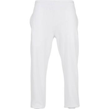 Kleidung Hosen Build Your Brand BB002 Weiß