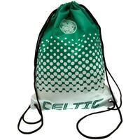 Taschen Sporttaschen Celtic Fc  Grün/Weiß
