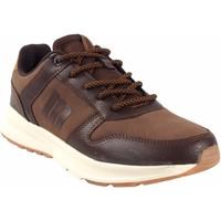 Schuhe Herren Multisportschuhe MTNG Herrenschuh MUSTANG 84647 braun Braun