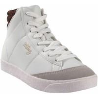 Schuhe Mädchen Sneaker High MTNG Sportmädchen MUSTANG KIDS 48320 weiß Weiss
