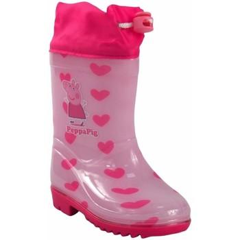 Schuhe Mädchen Gummistiefel Cerda Mädchen CERDÁ Stiefel CERDÁ 2300004880 rosa Multicolor