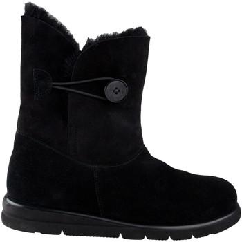 Schuhe Damen Schneestiefel Lei By Tessamino Damenstiefel Franka Farbe: schwarz schwarz