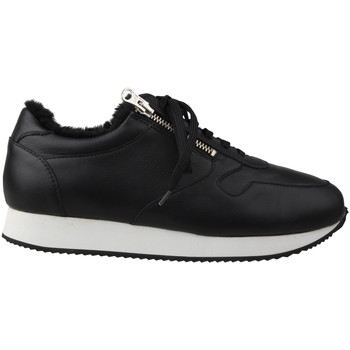 Schuhe Damen Sneaker Low Lei By Tessamino Sneaker Fiona Farbe: schwarz schwarz
