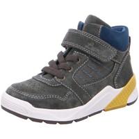 Schuhe Jungen Sneaker High Lurchi Klettschuhe RUBIN-TEX 33-38010-26 26 oliv