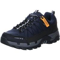 Schuhe Herren Fitness / Training Dockers by Gerli Sportschuhe Schnürhalbschuh 47BZ001-777661 blau