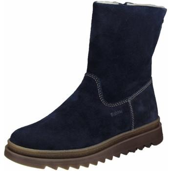 Schuhe Mädchen Stiefel Richter Stiefel atlantic (dunkel) 4750-2111-7200 blau