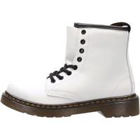 Schuhe Jungen Sneaker Dr Martens - Anfibio bianco  calz bimbo 1460 J ROMARIO BIANCO