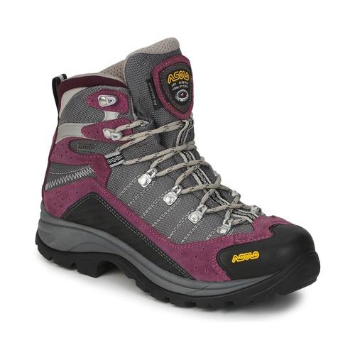 Schuhe Damen Wanderschuhe Asolo DRIFTER GV ML Grau / Violett