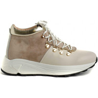 Schuhe Damen Low Boots Stephen Allen 10833H-C35 Beige