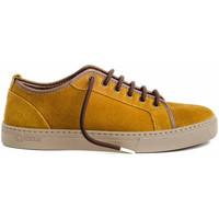 Schuhe Herren Sneaker Low Natural World 6760 Gelb