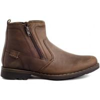 Schuhe Herren Boots Zap-In 2194 Braun