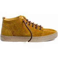 Schuhe Herren Boots Natural World 6721 Gelb