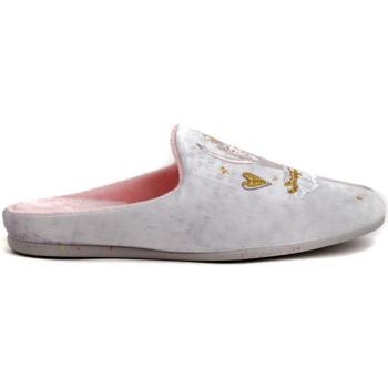 Schuhe Kinder Hausschuhe Garzon N4709.246 Grau