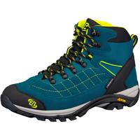 Schuhe Herren Wanderschuhe Brütting Mount Crillon High grün