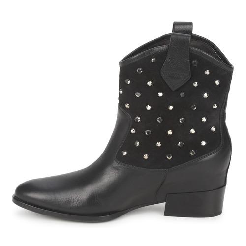 Alberto Gozzi GIANNA GIANNA GIANNA Schwarz  Schuhe Boots Damen 169,50 c7c8c9
