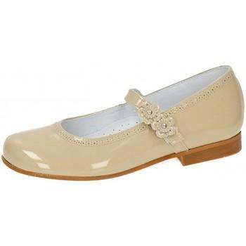 Schuhe Mädchen Ballerinas Bambinelli 25775-18 Braun