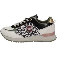 Schuhe Damen Sneaker Low Colmar TRAVIS CHEETA Multicolor