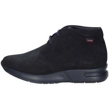 Schuhe Herren Boots CallagHan 91303 Blau