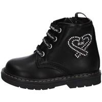 Schuhe Mädchen Sneaker High Balducci BS2966 Schwarz