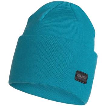 Accessoires Mütze Buff Knitted Hat Niels Blau