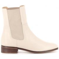 Schuhe Damen Low Boots Bryan 4902 Beige