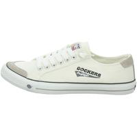 Schuhe Herren Sneaker Dockers by Gerli 30ST027790500 weiß