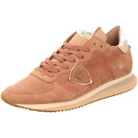 Schuhe Damen Sneaker Philippe Model TZLD DS12 TZLD DS12 rosa