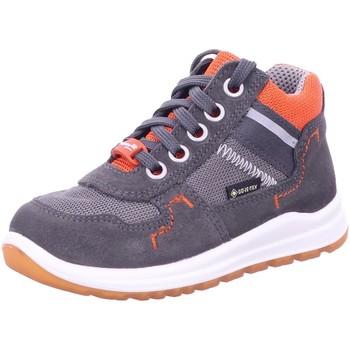 Schuhe Mädchen Sneaker High Superfit Maedchen 1-000318-2000 grau