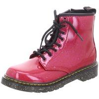 Schuhe Jungen Stiefel Dr Martens  brightred
